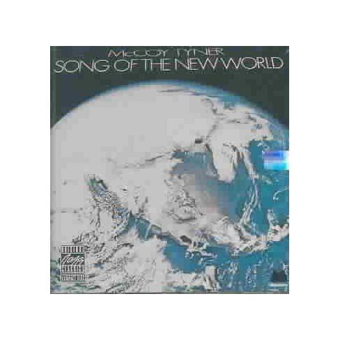 McCoy Tyner - Song of the New World (CD) - image 1 of 1