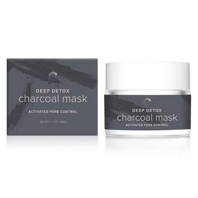 Cosmedica Skincare Deep Detox Charcoal Mask - 1.07oz