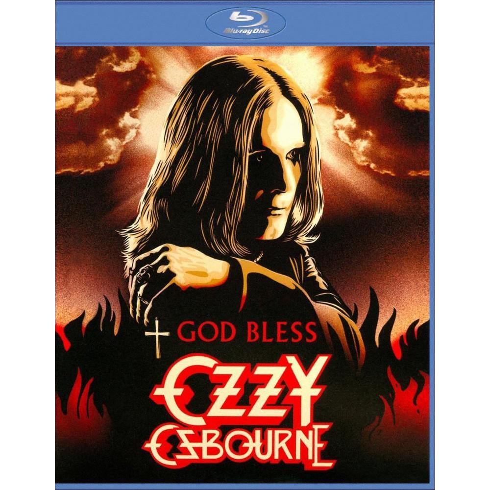 Ozzy Osbourne God Bless Ozzy Osbourne Blu Ray