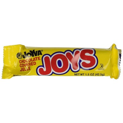 Joyva Chocolate Covered Jelle Joys - 1.5oz