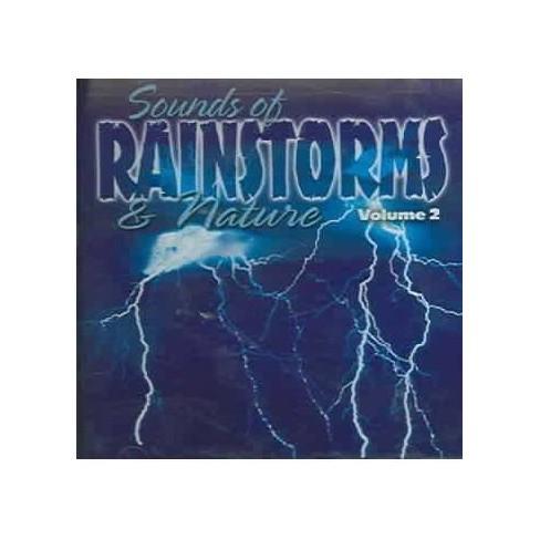 VariousVarious Artists - Sounds Of Rainstorms & Nature Vol 2Sounds of Rainstorms & Nature: Vol. 2 (CD) - image 1 of 1