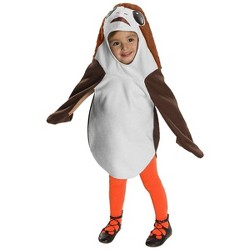 Rubies Star Wars: The Last Jedi Porg Toddler Costume (2-4)