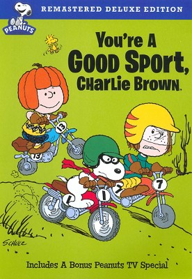 You're a Good Sport, Charlie Brown (Deluxe Edition) (DVD)