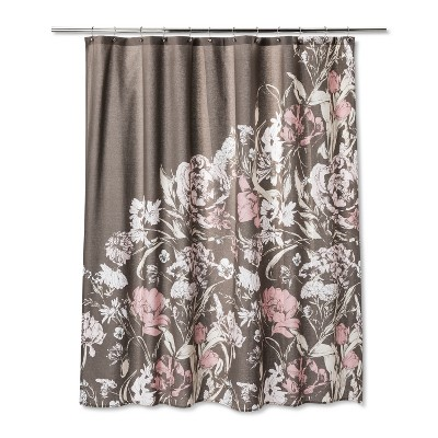 Floral Shower Curtain Afternoon Tea - Opalhouse™