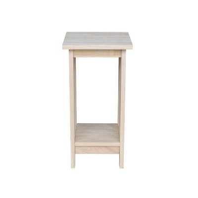 """Mission Plant Stand Unfinished 24"""" - International Concepts : Target"""