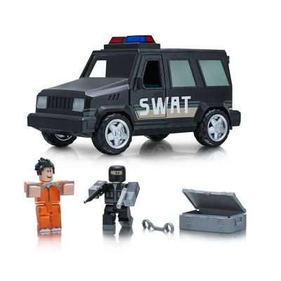 Roblox Action Collection - Jailbreak: SWAT Unit Vehicle (Includes Exclusive Virtual Item)