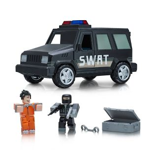 Roblox Action Collection - Jailbreak: SWAT Unit Vehicle with Exclusive Virtual Item
