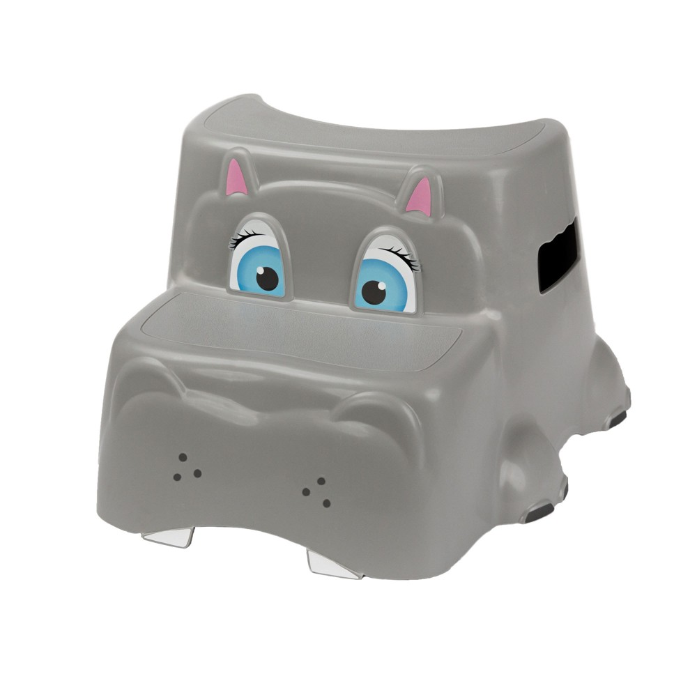 Children's Toilet Step Stool Gray - Squatty Potty, Multi-Colored
