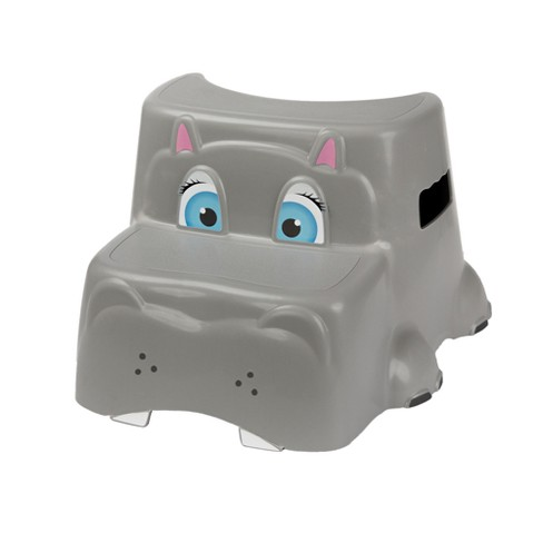 Children's Toilet Step Stool Gray - Squatty Potty - image 1 of 1