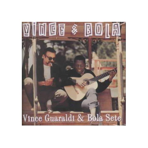 V Guaraldi /  Vince  BGuaraldi Sete - Vince & Bolavince & Bola (CD) - image 1 of 1