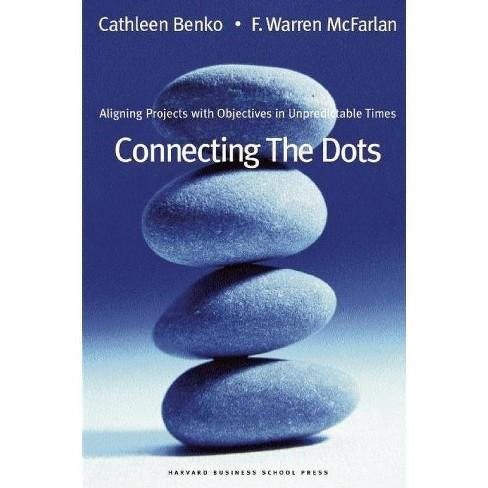 Connecting the Dots - by  Cathleen Benko & F Warren McFarlan (Hardcover) - image 1 of 1
