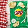 Lay's Sour Cream & Onion Flavored Potato Chips - 7.75oz - image 3 of 3