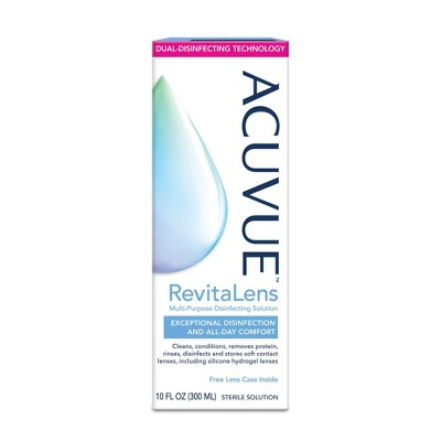 ACUVUE RevitaLens Contact Solution