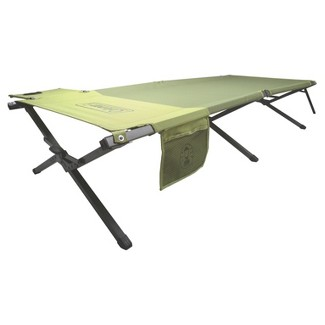 Coleman® Trailhead Cot w/ Side Table