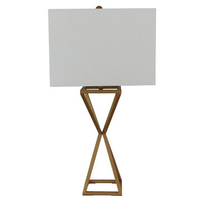 """30"""" Margaret Table Lamp Painted Gold - Decor Therapy"""