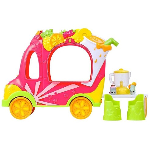 License 2 Play Inc Shopkins Groovy Smoothie Truck - image 1 of 3