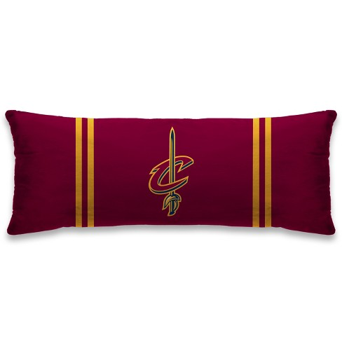 """NBA Cleveland Cavaliers 20""""x48"""" Body Pillow - image 1 of 1"""