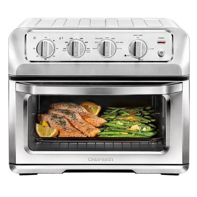 Chefman 20L  Air Fryer Toaster Oven - RJ50-SS-M20