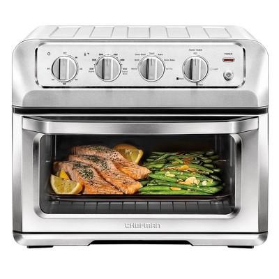Chefman 20L Air Fryer Toaster Oven - RJ50-SS-M20