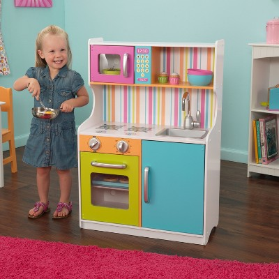 Attirant KidKraft Bright Toddler Kitchen : Target