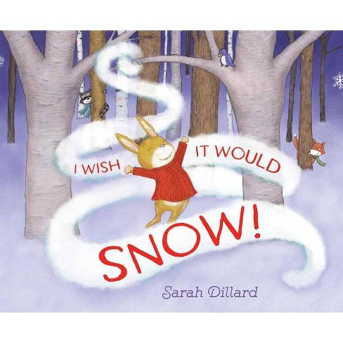 I Wish It Would Snow! - by  Sarah Dillard (Hardcover) - image 1 of 1