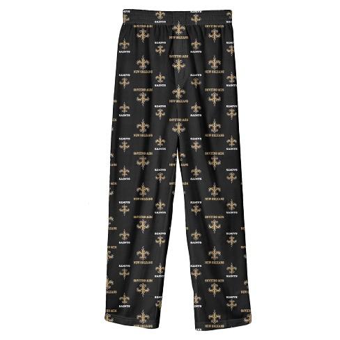a1401a9e New Orleans Saints Boys' Team Pride All Over Print Lounge Pants M