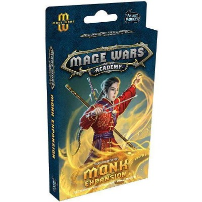Mage Wars Academy - Monk Expansion Board Game