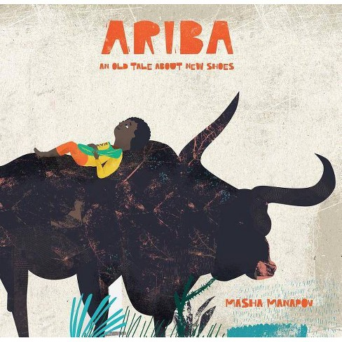 Ariba - by  Masha Manapov (Hardcover) - image 1 of 1
