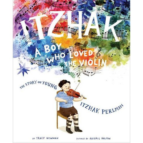 Itzhak - by  Tracy Newman (Hardcover) - image 1 of 1