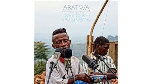 Abatwa - Why Did We Stop Growing Tall (Vinyl) - image 1 of 1