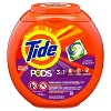Tide PODS Laundry Detergent Pacs Spring Meadow - 72ct - image 3 of 3