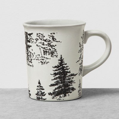 Stoneware Mug - Trees - Hearth & Hand™ with Magnolia