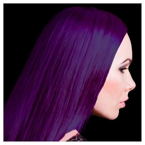 Manic Panic Semi-Permanent Hair Color Vegan Fantasy Colors Deep ...