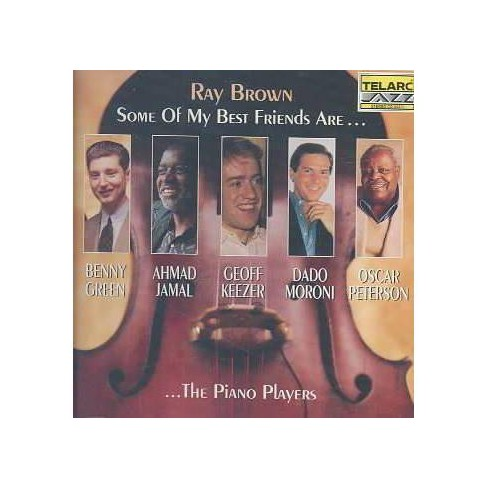 Ray (Bass) Brown - Some Of My Best Friends Are... (CD) - image 1 of 1
