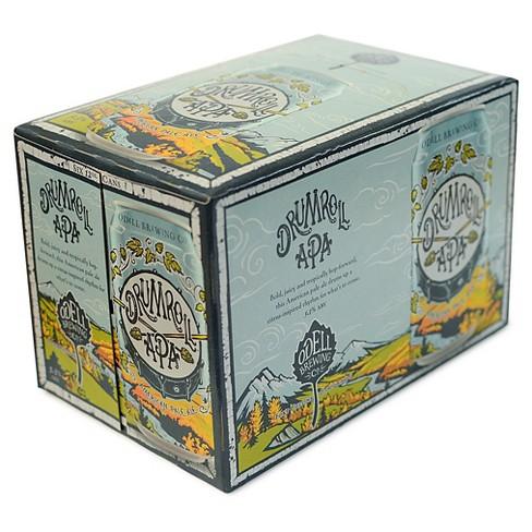 Odell Drumroll APA Beer - 6pk/12 fl oz Cans - image 1 of 1