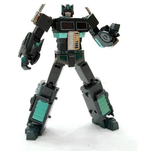 X2 Toys - XT012 - Dark Raiden Action Figures - image 1 of 4
