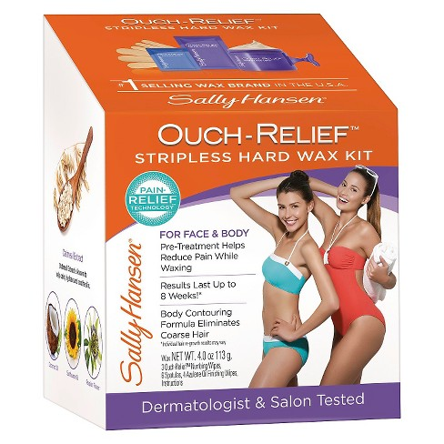 Ouch-Relief Stripless Body Wax 4.0 oz - image 1 of 1