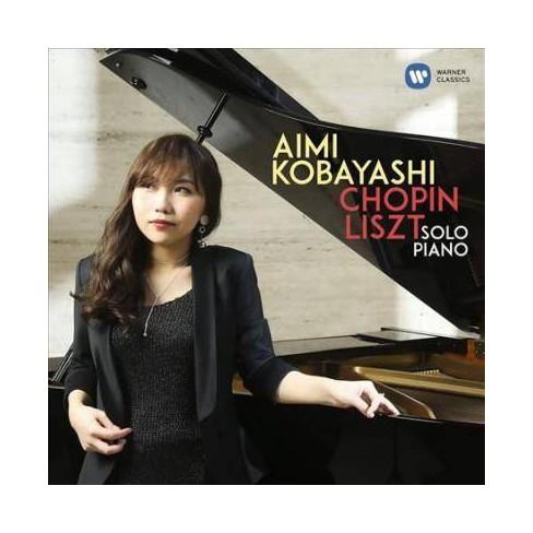 Aimi Kobayashi - Liszt/Chopin Recital (CD) - image 1 of 1