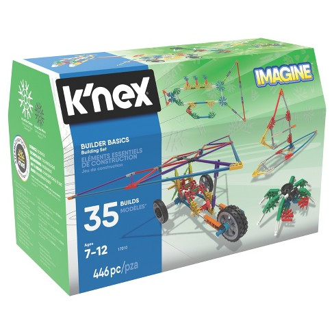 K'NEX Imagine builder Basics Building Set - 35 Model - image 1 of 5