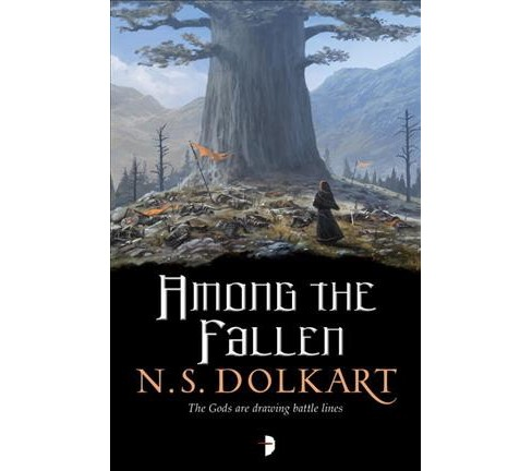 Among the Fallen (Paperback) (N. S. Dolkart) - image 1 of 1