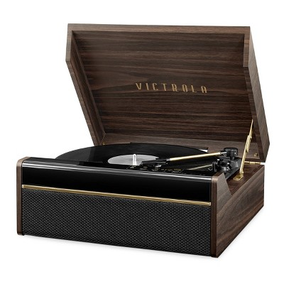 Victrola 3-in-1 Avery Bluetooth Record Player with 3-Speed Turntable