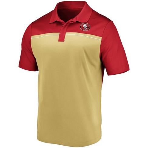 Nfl San Francisco 49ers Men S Spectacular Polo T Shirt Target