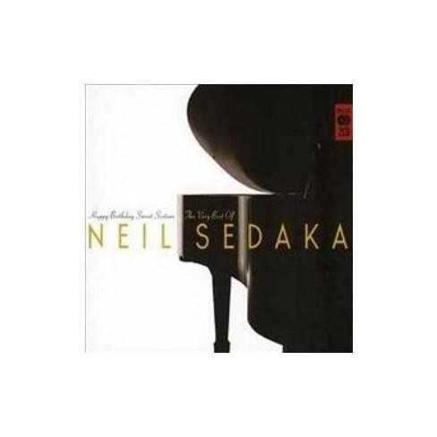 Neil Sedaka - Happy Birthday Sweet Sixteen: The Best Of Neil Sedaka (CD) - image 1 of 1