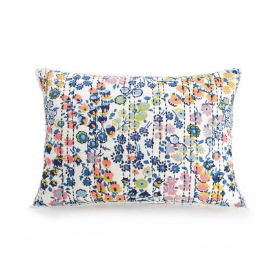 Petite Floral Pillow Sham - Vera Bradley