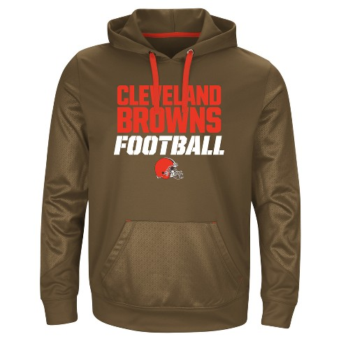 Cleveland Browns Men's Performance Hoodie - image 1 of 2