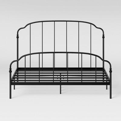 King Ferndale Metal Bed Black - Threshold™