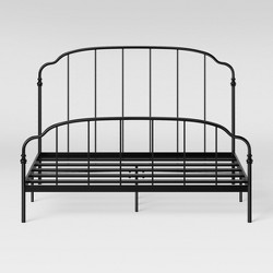 Ferndale Metal Bed Black - Threshold™