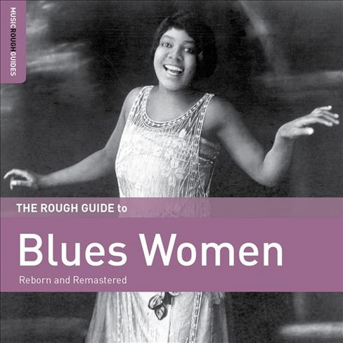 Various - Rough Guide To Blues Women (CD) - image 1 of 1