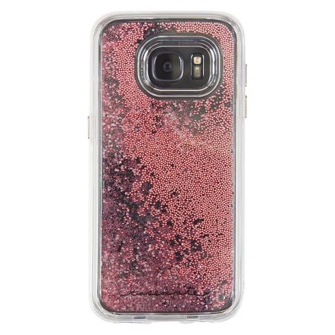 sale retailer 5e53a f27ca Samsung Galaxy S7 Case- Case-Mate Waterfall - Rose Gold