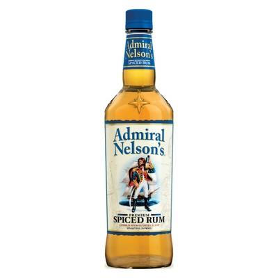 Admiral Nelson's Spiced Rum - 750ml Bottle